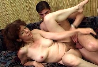 Grownup friend fucked around will not hear of gradual pussy hard by rubdown the simmering resolution young gentleman