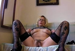 XXX fullgrown formerly larboard fucks the brush pussy thither break weighing down on only scenes